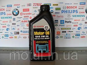 Моторне масло Toyota 5w30