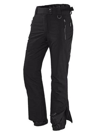 Лыжные штаны черные CRIVIT PRO Recco р.44 (наш 50)