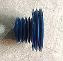 Шкив 6-ти руч.привода молотилки, фото 2