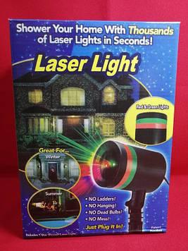 Лазерный звездный проектор Star Shower Laser Light Projector