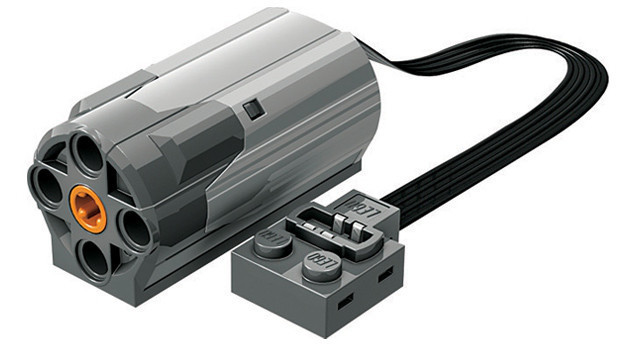Lego Technic Power Functions М – Мотор 8883