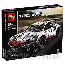 Конструктор Лего Порше Porsche 911 RSR 1580 деталей LEGO Technic 42096