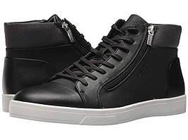 Мужские кожаные Ботинки / Кроссовки Calvin Klein Кельвин Кляйн (Оригинал) 42|42.5|43|43.5EU - 9|9.5|10|10.5US