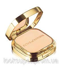 Пудра-основа  Dolce & Gabbana Perfect Finish Powder Foundation 15g Creamy