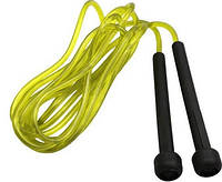 Скакалка Skip Rope PS-4016 Yellow - 190303