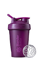 Шейкер спортивный BlenderBottle Classic Loop 20oz-590ml Plum Original - 190336