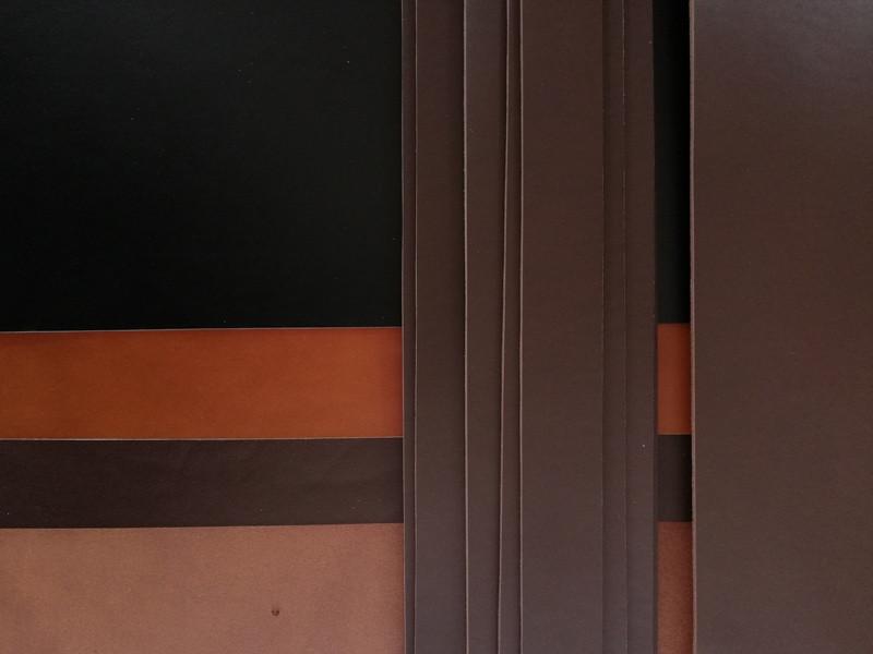 Ременная заготовка коричневая 25