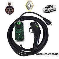 Зарядное устройство для электромобиля Renault Kangoo ZE AutoEco J1772-16A-Wi-Fi
