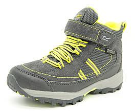 Ботинки Regatta Trailspace II Mid 28 (17,5 см) темно-серый, RG65650