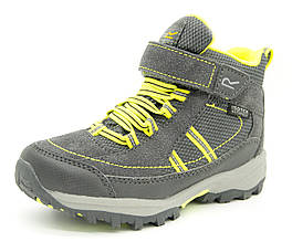 Ботинки Regatta Trailspace II Mid 30 (19 см) темно-серый, RG65652