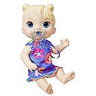 Кукла Hasbro Baby Alive Беби Элайв-Игрушка интерактивная Малышка Лил блондинка со звуками-E3690, фото 2