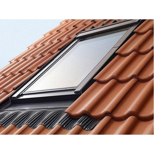 Мансардное окно OptiLight 78x118 с окладом