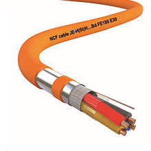 Кабель сигнальний вогнестійкий JE-H(St)H FE180/E90 2*2*0,8