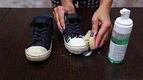 Чистящая пенка для обуви Nano4You Cleaner FOAM, 150 мл