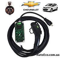 Зарядное устройство для электромобиля Chevrolet Bolt AutoEco J1772 16A Wi-Fi, фото 1