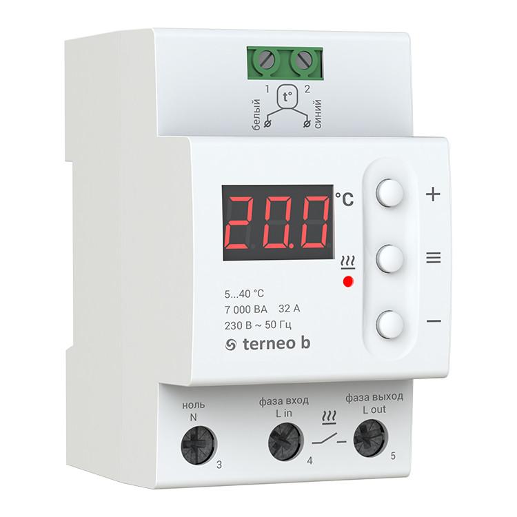 Терморегулятор для теплого пола Terneo B цифровой