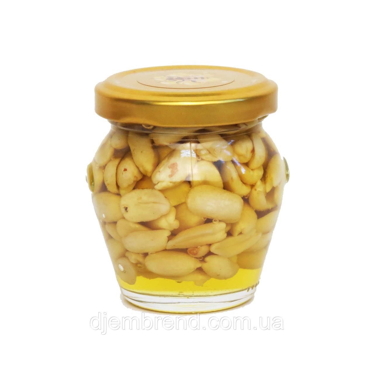 Мед с арахисом, 110 г
