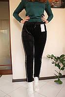 Лосины женские спорт 8648 (упаковка 4 шт.) Велюр, фото 1