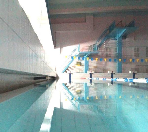Капитальный ремонт бассейнов от компании Екотермо
