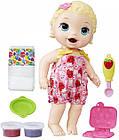 Кукла Hasbro Baby Alive Беби Элайв-Малышка Лили со снеками-C2697, фото 2