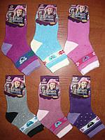 """Детские махровые термо носочки """"Свет"""". р. 30-36. Девочка, фото 1"""