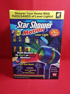 Уличный лазерный проектор звездное небо
