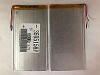 Аккумулятор универсальный (143*65*3 / 2 pin) (Li-ion - 3.7V / 4000mAh) (3065143P)