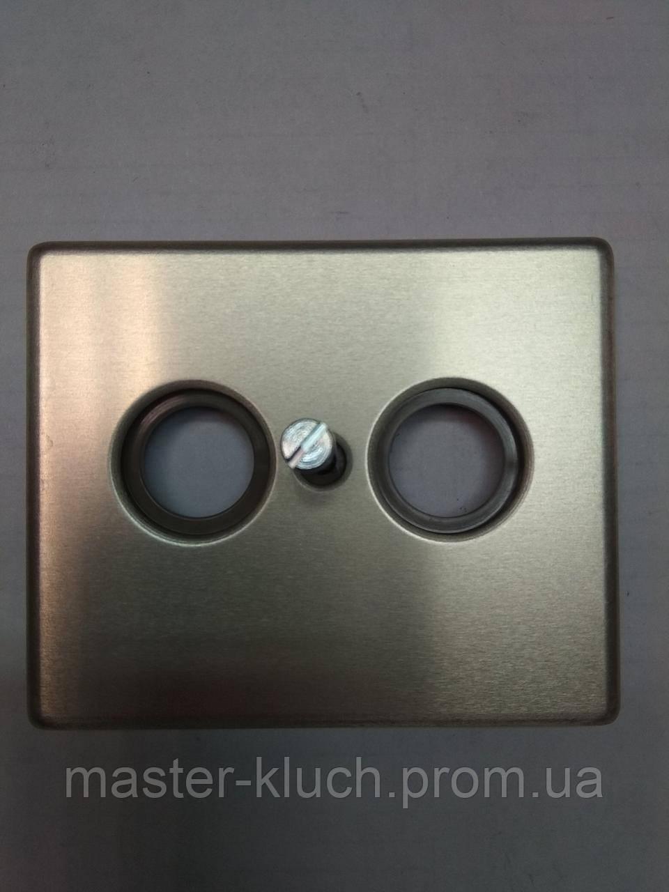 Розетка телевизионная TV-R Jung SL-500 накладка