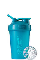 Шейкер спортивный BlenderBottle Classic Loop 20oz-590ml Teal Original - 190337