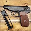 Пневматический пистолет Байкал МР-654К + баллоны SAS, шары, ремкомплект, фото 2