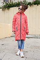 Пальто-куртка детская осень-весна  на девочку Жаклин  Nui Very