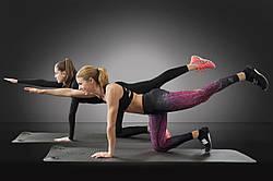 10 вправ, щоб тонізувати кожен дюйм вашого тіла