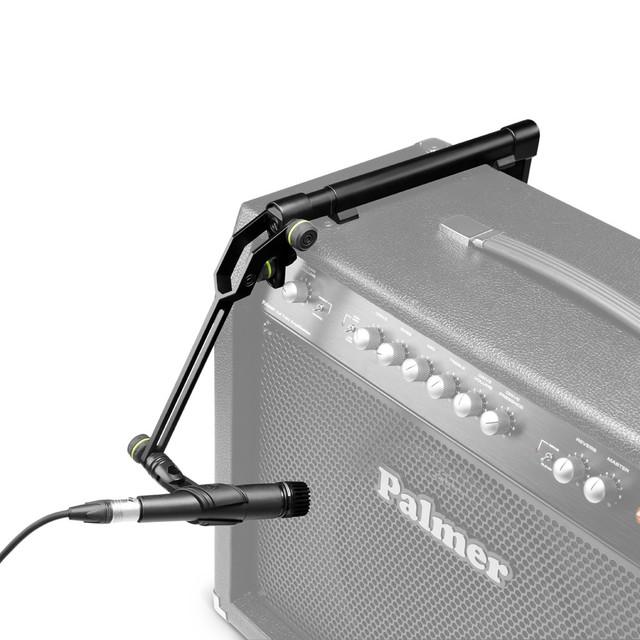 Держатель микрофона с установкой на комбоусилитель Gravity MSCABCL01
