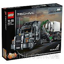 Конструктор Лего Грузовик Мак Mack Anthem 2595 деталей LEGO Technic 42078