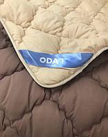 Одеяло ОДА с полиэфирным волокном однотонное
