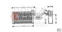 Радиатор печки Van Wezel для Renault Kangoo