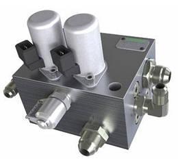 Клапан двухпроводной и дифференциальной блокировки  DV018 Hema Endustri A.S