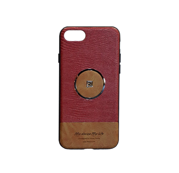 Чехол Remax Magnetic Series Case for iPhone 7/8, Red