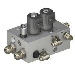 Клапан двухпроводной и дифференциальной блокировки DV018-2 Hema Endustri A.S