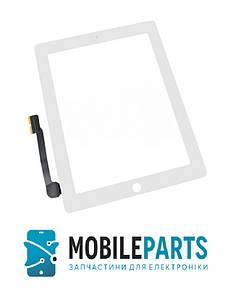 Сенсор для планшета Apple iPad 3 | iPad 4 | A1403 | A1416 | A1430| A1458| A1459 | A1460 (Белый) Оригинал Китай