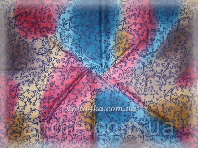 Кашемировый платок винтаж