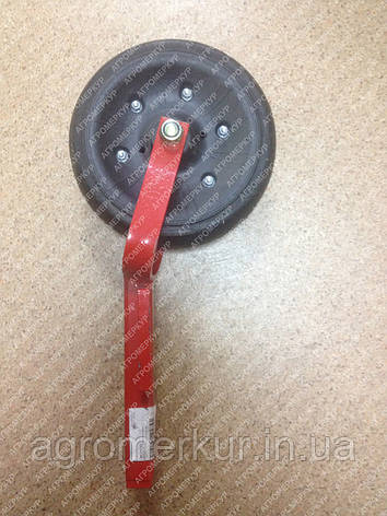 Стойка с колесом  RF06042 Kverneland (RF16627 12X4), фото 2