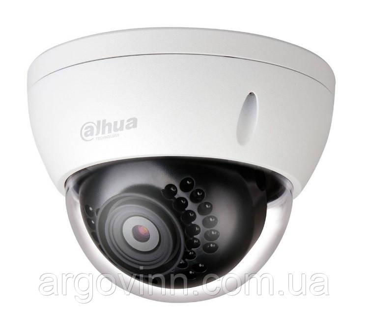 Відеокамера IP купольна Dahua DH-IPC-HDBW1230EP-S2
