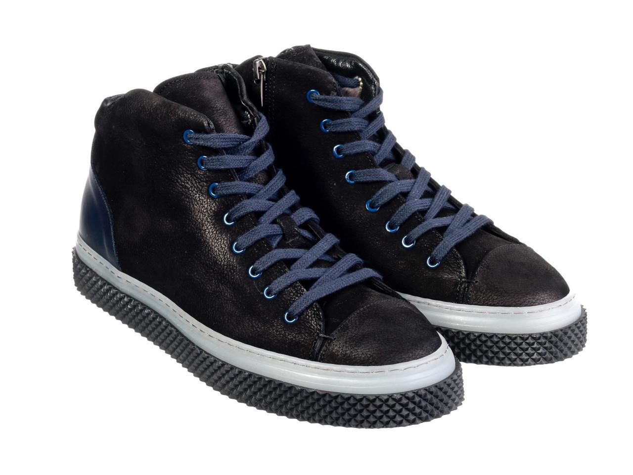 Ботинки Etor 9008-471 42 черные