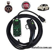 Зарядное устройство для электромобиля Fiat 500e AutoEco J1772 16A Wi-Fi, фото 1