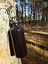 Фляга туристична з карабіном 600мл., фото 9