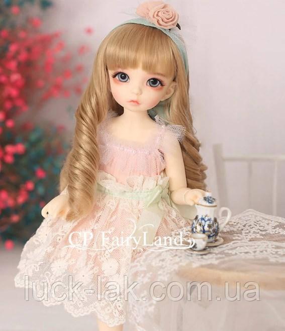 Кукла БЖД ЛиттлФи Анте ( Fairyland LittleFee Ante ), коллекционная шарнирная кукла, полный комплект