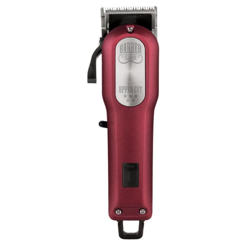 Профессиональная машинка для стрижки TICO PROFESSIONAL Barber UPPER CUT 5 BURGUNDY (100402BO)