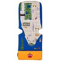 Матрас универсальный д/коляски, New York City Map