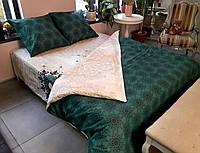 Комплекты постельного белья сатин - дуэт -полуторка, двуспальные,евро оптом и в розницу S910